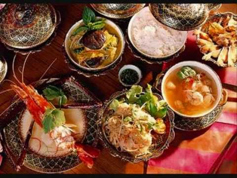 Food Around The World Project - YouTube