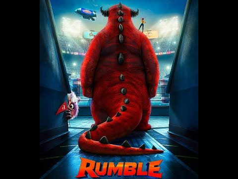 Rumble official trailer #3 kick out 2021