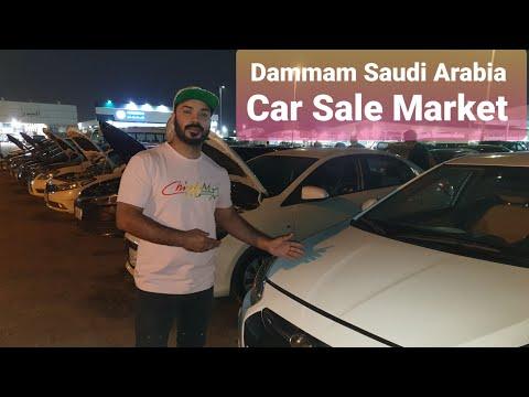 Car Market Dammam Saudi Arabia