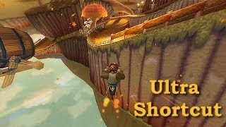 Mario Kart Wii -  Maple Treeway Ultra Shortcut / Glitch