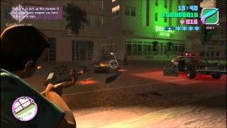 GTA IV - Vice City Rage - Public Beta Gameplay
