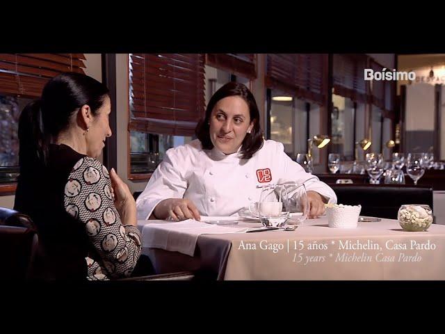 O papel da muller na alta cociña, visto por dúas estrelas Michelin