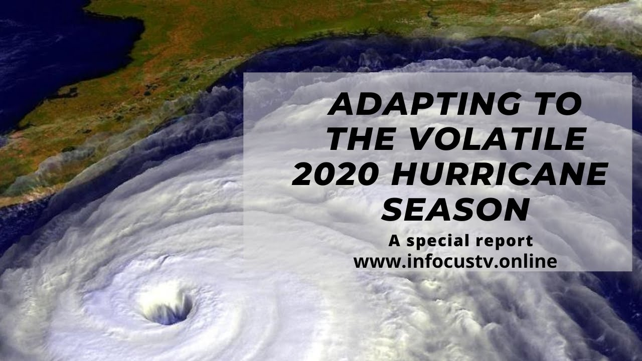 PREPARE YOURSELF: COVID 19, PROTESTS & Hurricanes Video