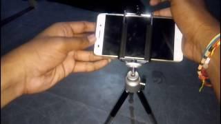 amazon basics light weight Mini tripod unboxing and review | kishore kittu