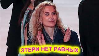 Тутберидзе показывает Плющенко как пиарить фигурное катание Этери и здесь нет равных