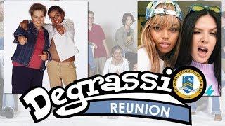 Degrassi Reunion: Sarah Barrable-Tishauer and Christina Schmidt!
