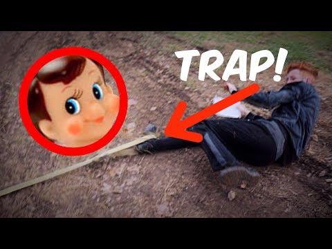 THE ELF ON THE SHELF TRIED CAPTURING ME! *I Got Trapped* OMG