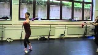 Ballett St.Pölten Training mit Karina Sarkissova.mpg