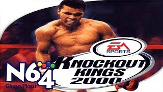 Knockout Kings 2000 - Nintendo 64 Review - HD