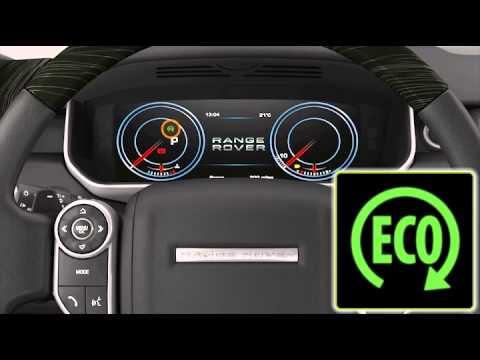 13MY Range Rover: Intelligent Stop/Start