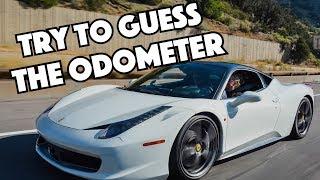 A Discount Las Vegas Ferrari Rental After A 2000 Mile Drive