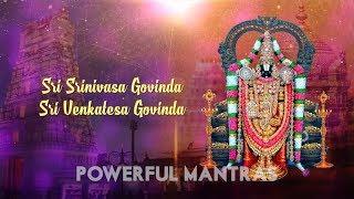 Srinivasa Govinda Sri Venkatesa Govinda Song with Lyrics | Venkateswara Swamy Devotional Songs