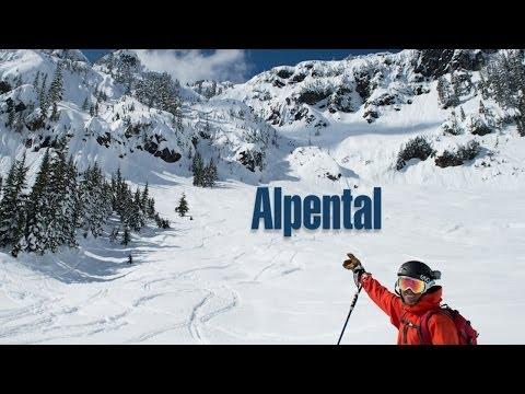 Alpental Washington Backcountry Skiing