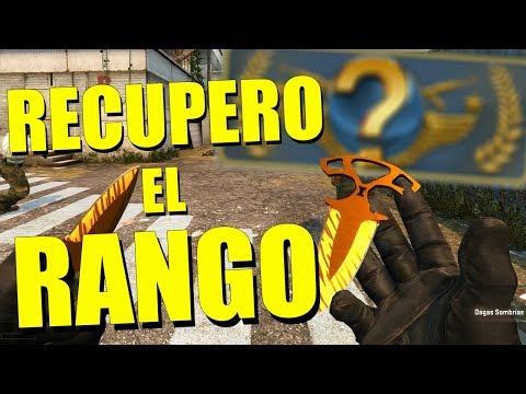 ¡RECUPERANDO EL RANGO! | COMPETITIVO | Counter Strike - Global Offensive thumbnail