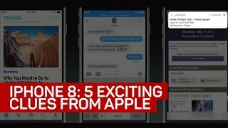 iPhone 8: 5 new juicy clues