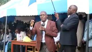 Boni Khalwale Praise Deputy President William Ruto in Kakamega