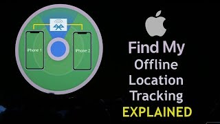 How Offline Location Tracking Works in Apple New 'Find My' App - WWDC 2019