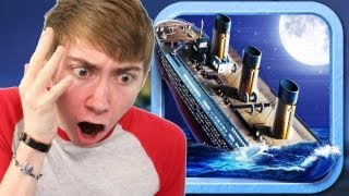 ESCAPE THE TITANIC - Part 3 (iPhone Gameplay Video)