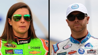 2016 NASCAR Crashes But Every Time Brian Scott Or Danica Patrick Wrecks It Gets Faster