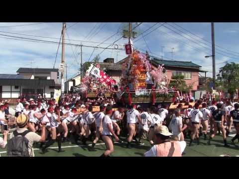 津屋崎祇園山笠2017