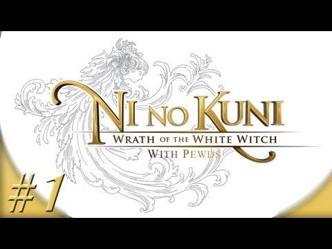 Ni No Kuni: Wrath of the White Witch w/ Pewds (1)