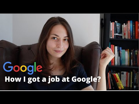 How I Got a Job at Google (Business & Marketing)