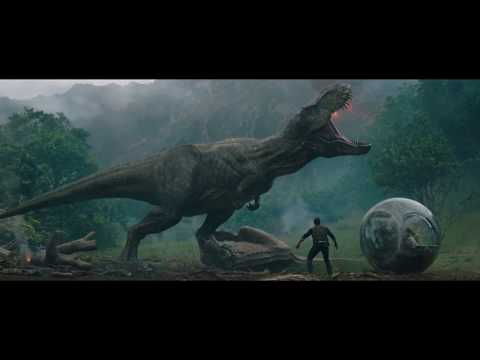 Jurassic World: Fallen Kingdom (2018) Official Trailer HD
