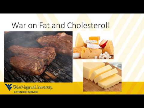 Can Fat be Healthy?  The Story of Omega 3 Fatty Acids