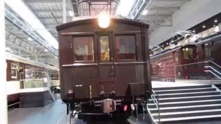 リニア鉄道館モハ1形式電車の動画