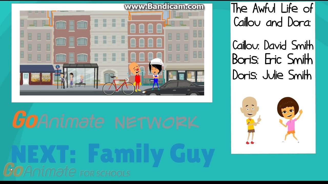GoAnimate Network Sign Off/GoAnimate Network Adult ...
