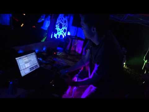 San and Tac (Psytrance) ~ New Caledonia June 2015
