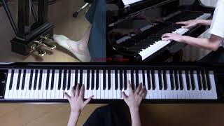 使用楽譜:「ピアノで楽しむクリスマス・ソング Best Selection2018」、...