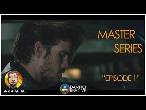 Master Series Color Grading Tutorial Davinci Resolve Part 1