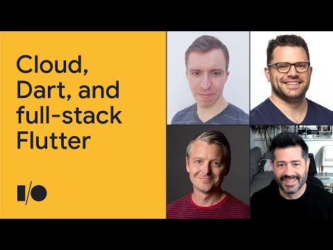 Cloud, Dart, and full-stack Flutter | Q&A
