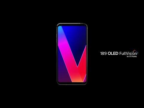 LG V30: Design Video (Silver)
