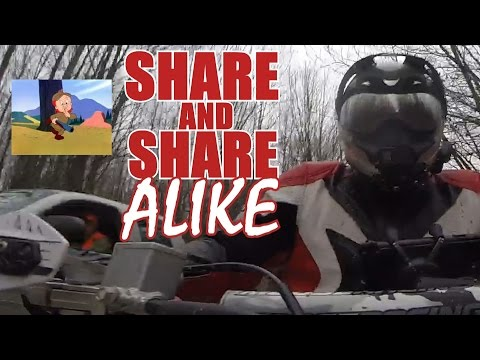 Tales from the Trails, Share and Share Alike