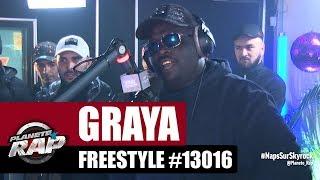 Graya - Freestyle #13016 #PlanèteRap