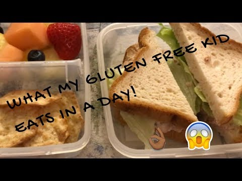 WATCH ME MAKE 3 GLUTEN-FREE MEALS FOR MY DAUGHTER!