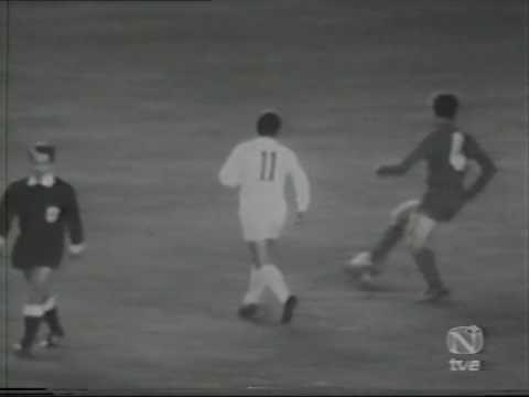 03/12/1969 Real Madrid v Standard Liege