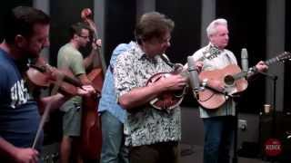 "Del McCoury Band ""White House Blues"" Live at KDHX 8/24/13"