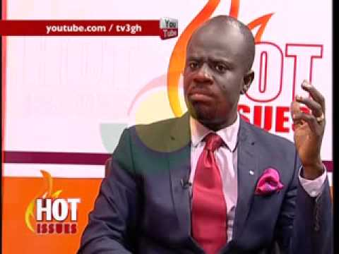 Hot Issues - with lawyer Ernest Kofi Abotsi  discussing judgement debts -11/7/2015