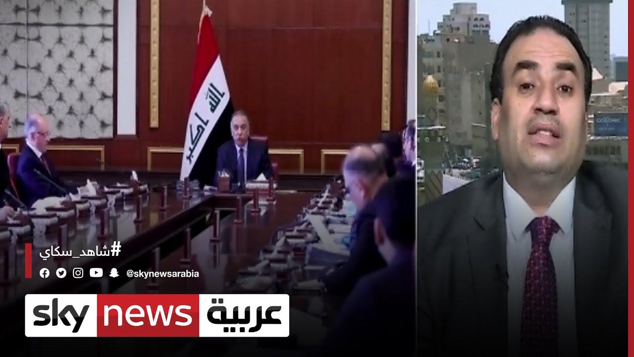 حسين علاوي: #العراق يحتاج إلى تعاون دولي لمكافحة الفساد  - 22:54-2021 / 9 / 15