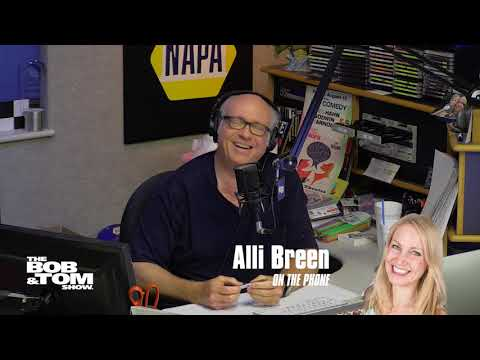 The BOB & TOM Show - Love and Relationship Advice with Alli Breen