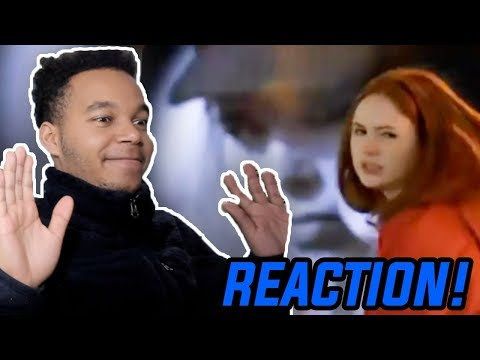 """Doctor Who Season 5 Minisode """"Meanwhile In The Tardis 2"""" REACTION!"""