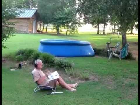 comment vider une piscine - youtube