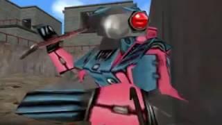 Deathmatch Classic gameplay