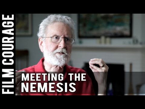 Screenwriting Structure - A FEW GOOD MEN -  Meeting the Nemesis by Michael Hauge