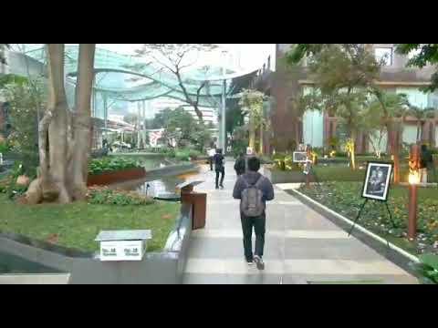 wajah-baru-taman-kantor-pusat-bank-rakyat-indonesia
