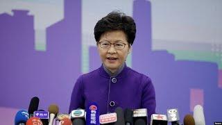 VOA连线(林枫):林郑月娥提独立检讨委员会,北京淡化区议会选举意义