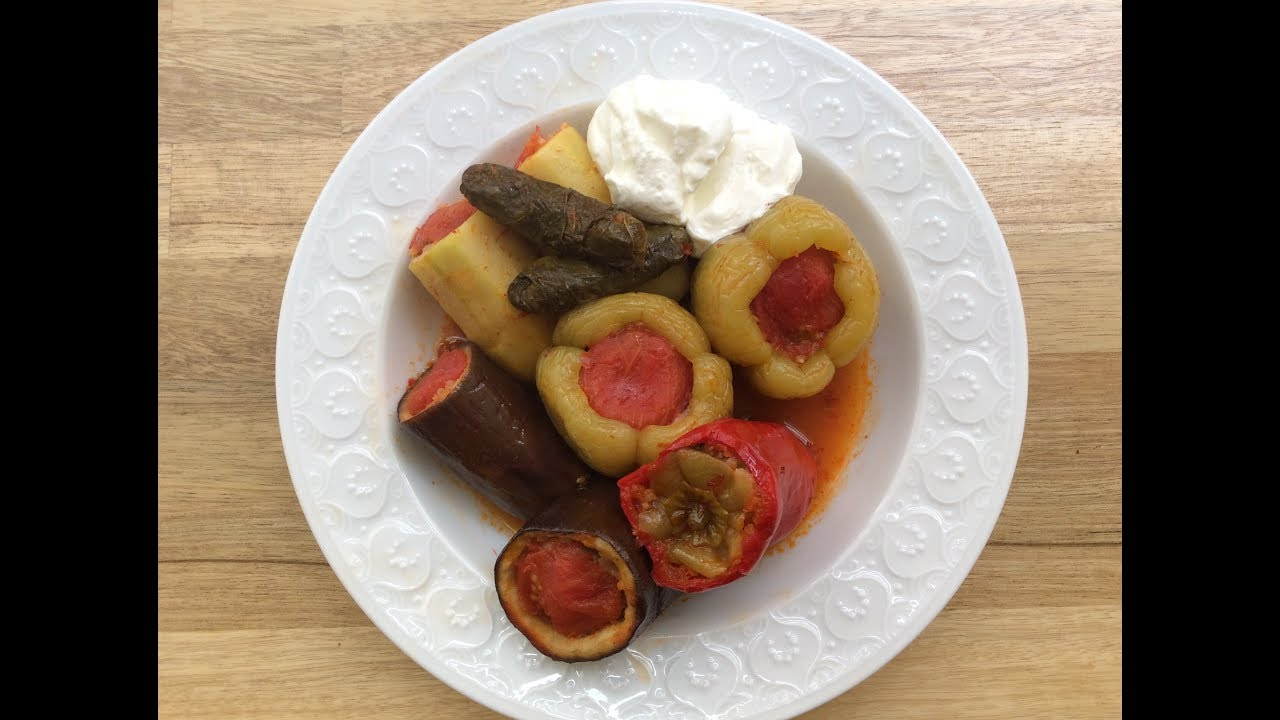 Turkish etli karisik dolma recipe stuffed mixed veggies with turkish etli karisik dolma recipe stuffed mixed veggies with ground meat mother in law recipes forumfinder Choice Image